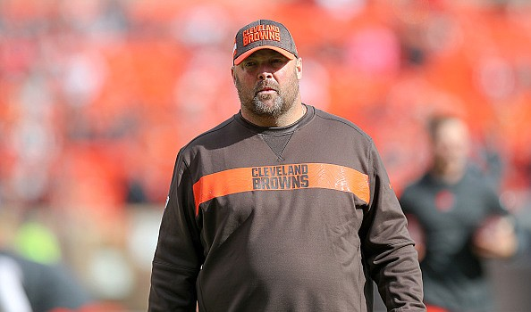 Freddie Kitchens continues to learn how to balance HC with OC duties on gameday.