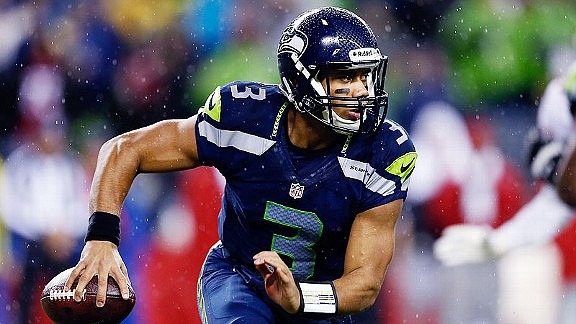 Russell Wilson is the NFL's MVP through the first 4-games, and he comes to Cleveland Sunday.