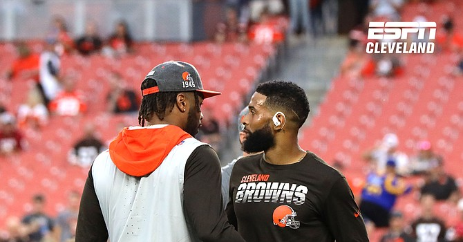Browns need their leaders to step up fast, but most of them aren't even veterans yet.