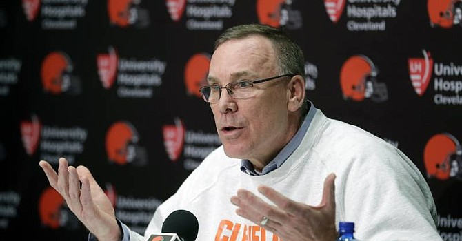 John Dorsey will continue to put the pieces in place, it's a matter of those pieces performing.