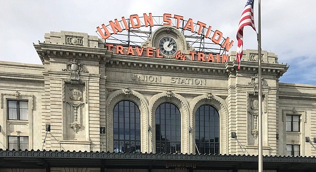 Union Station deposits visitors from Denver International Airport to downtown. (TLOD.com)