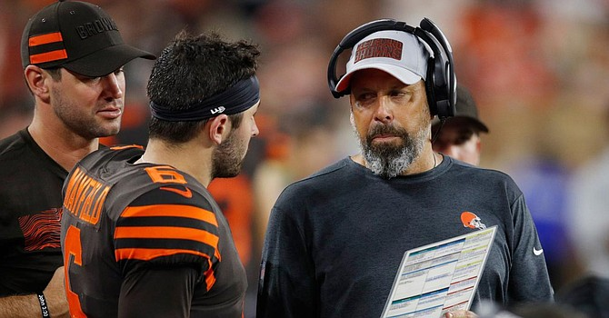 Todd Haley had a breif stint with the Browns, maybe it should've been longer.