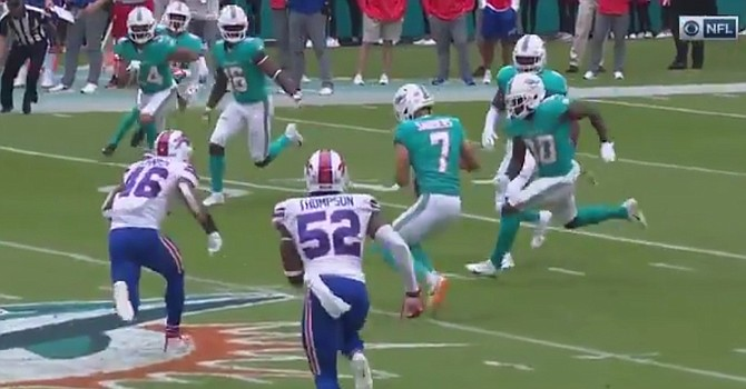 The nothing-to-lose Dolphins have brought back the onside kick. (Sportsgossip.com)