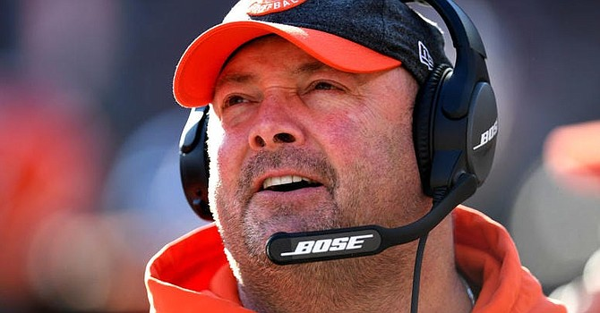 Cleveland falls to Cincinnatti in the season finale, dropping to 6-10 in Freddie Kitchens 1st year as HC. (92.3 The Fan - Radio.com)