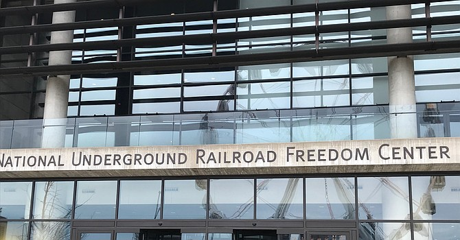 The National Underground Railroad Freedom Center is a must-see destination along the banks of the Ohio River in Cincinnati. (TLOD.com)