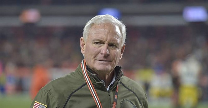 Jimmy Haslam thinks he's going to get it right this time. (Bleacher Report)