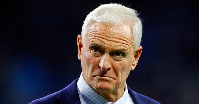 """Browns owner Jimmy Haslam may have to choose between Josh McDaniels and """"the process"""" set forth by Paul DePodesta. (Transport Topics)"""