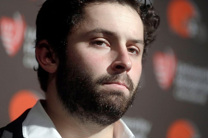 Baker Mayfield has been stripped from his comfort zone, and that is not a bad thing