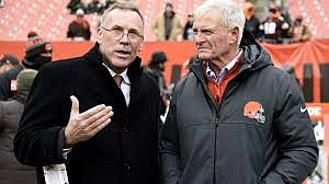 John Dorsey lost his Browns GM job when he lost his Midas touch and showed disdain for analytics