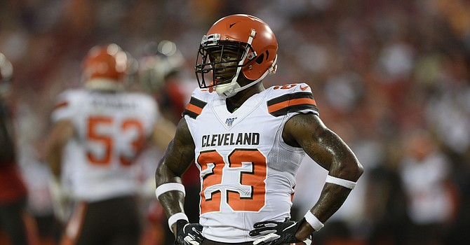 Don't expect free agent Damarious Randall to return to the Browns. (sports.yahoo.com)