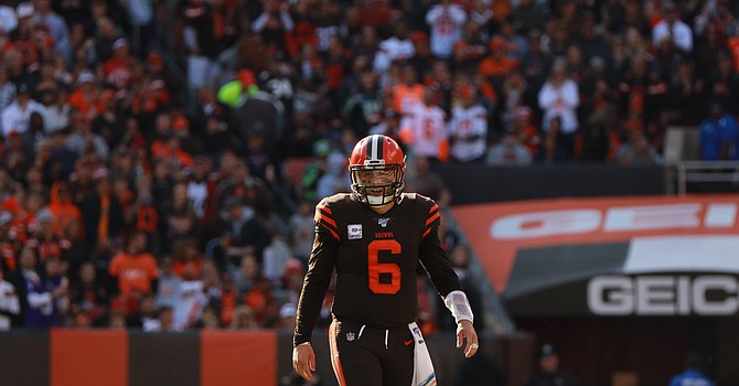 Baker Mayfield's third season will be a critical one for him and his future with the Browns. (Rob Lorenzo)
