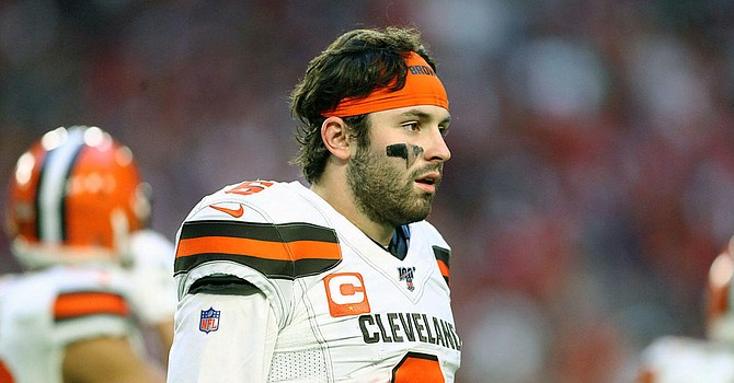 If the Browns don't win enough games, a discussion of Baker Mayfield's future will take place. (cbssports.com)