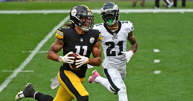 A breakout performance by rookie receiver Chase Claypool is expected to turn the Steelers into a pass-first offense in Ben Roethlisberger's 17th season. (ESPN.com)