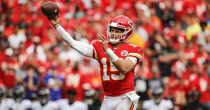 Patrick Mahomes distanced college rival Baker Mayfield by earning an MVP award, a Super Bowl ring, and a $500 million contract. But Mayfield is gaining ground on him. (NFL Spin Zone).