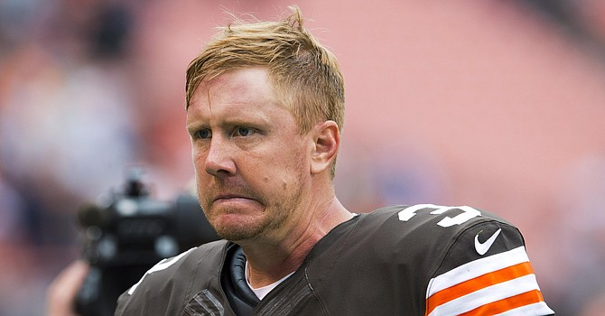 Brandon Weeden and Johnny Manziel are among 22 quarterbacks drafted in the first round between 2009 and 2016 no longer with their original teams. (Bleacher Report)