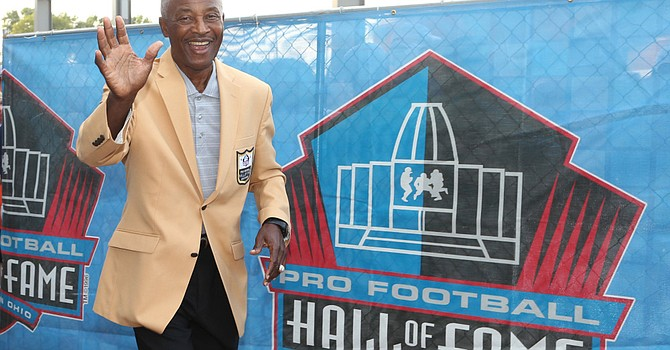 Paul Warfield won two Super Bowls with the Miami Dolphins, but his place in Browns history is as the franchise's all-time best receiver. (USA Today)