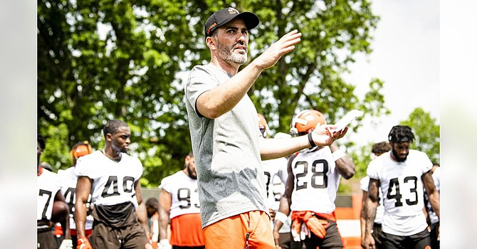 How Kevin Stefanski chooses to play starters in preseason will be a revelation. There were no preseason games in 2020. (Cleveland Browns)