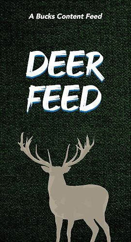 Deer Feed