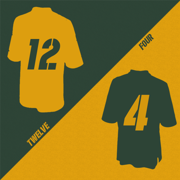 4/12 Favre/Rodgers