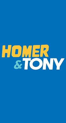Homer & Tony