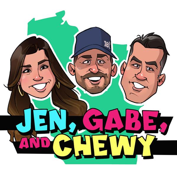 Jen, Gabe, & Chewy